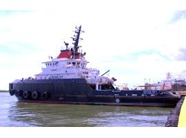 Bollinger Shipyards Deliver DP 2 Tugboat to Crowley Maritime